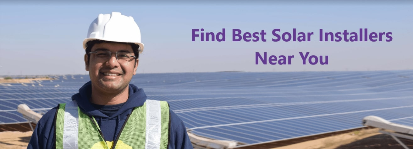 Find Best Solar Installers Near You